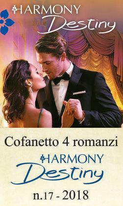 Cofanetto 4 romanzi Harmony Destiny - 17
