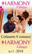 Cofanetto 8 romanzi Harmony Collezione - 17