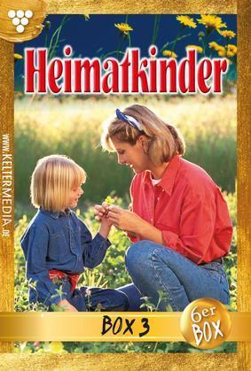 Heimatkinder Jubiläumsbox 3 - Heimatroman