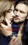 Vieri's Convenient Vows (Mills & Boon Modern)