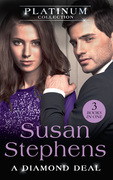 The Platinum Collection: A Diamond Deal: The Flaw in His Diamond / The Purest of Diamonds? / In the Brazilian's Debt (Mills & Boon M&B)