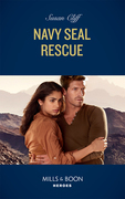 Navy Seal Rescue (Mills & Boon Heroes) (Team Twelve, Book 2)