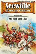 Seewölfe - Piraten der Weltmeere 406