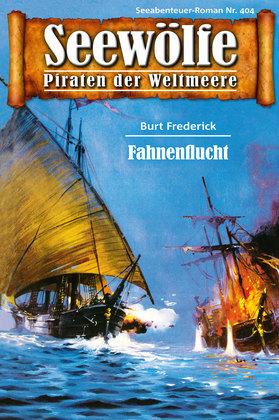 Seewölfe - Piraten der Weltmeere 404