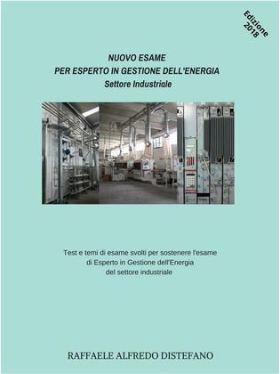 Nuovo Esame per Esperto in Gestione dell'Energia Settore Industriale