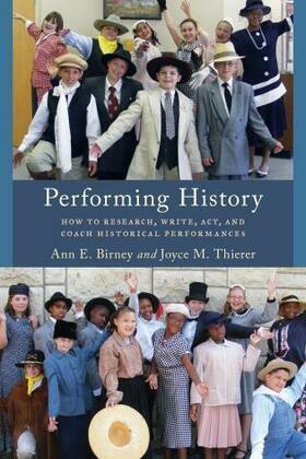 Performing History