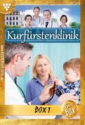 Kurfürstenklinik Jubiläumsbox 1 – Arztroman