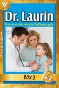 Dr. Laurin Jubiläumsbox 3 - Arztroman