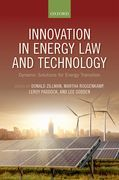 Innovation in Energy Law and Technology