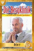 Die Bergklinik Jubiläumsbox 1 – Arztroman