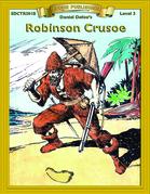 Robinson Crusoe: Classic Literature Easy to Read