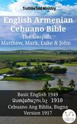 English Armenian Cebuano Bible - The Gospels - Matthew, Mark, Luke & John