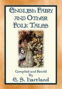 ENGLISH FAIRY AND OTHER FOLK TALES - 74 illustrated children's stories from Old England