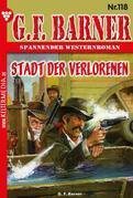 G.F. Barner 118 – Western