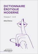 Dictionnaire érotique moderne