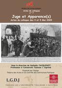 Juges et Apparence(s)
