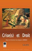 Crise(s) et droit