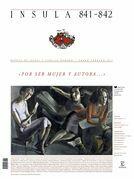 """""""Por ser mujer y autora..."""" (Ínsula n° 841-842, enero-febrero de 2017)"""