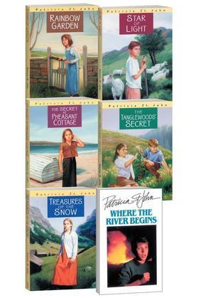 Patricia St John Series: Star of Light, The Tanglewood's Secret, The Secret  at Pheasant Cottage, Rainbow Garden, Treasures of the Snow, and Where the