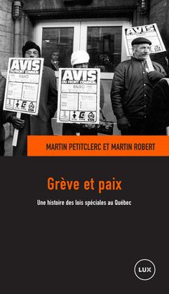 Grève et paix