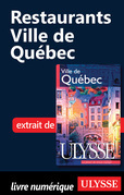 Restaurants - Ville de Qubec