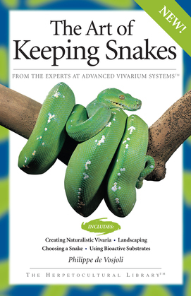 The Art Of Keeping Snakes