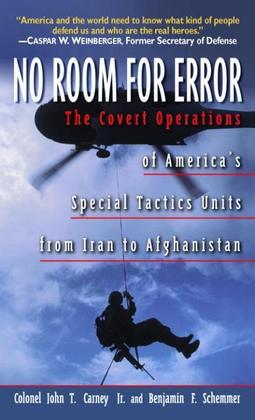 No Room for Error: The Story Behind the USAF Special Tactics Unit