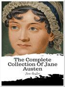 The Complete Collection Of Jane Austen
