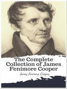 The Complete Collection of James Fenimore Cooper
