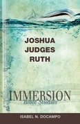 Immersion Bible Studies | Joshua, Judges, Ruth