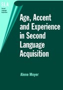 Age, Accent and Experience in Second Language Acquisition