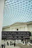 Structural Design in Building Conservation