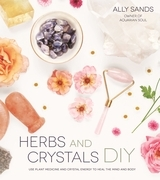 Herbs and Crystals DIY