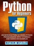 Python for Beginners