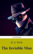 The Invisible Man (Best Navigation, Active TOC) (A to Z Classics)
