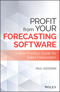 Profit From Your Forecasting Software