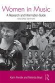 Women in Music: A Research and Information Guide
