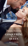 Conquering His Virgin Queen (Mills & Boon Modern)