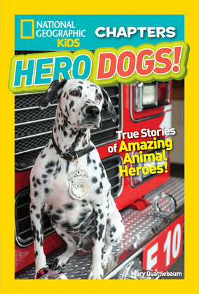 National Geographic Kids Chapters: Hero Dogs (National Geographic Kids Chapters)