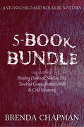 Stonechild and Rouleau Mysteries 5-Book Bundle
