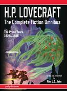 H.P. Lovecraft - The Complete Fiction Omnibus Collection - Second Edition: The Prime Years