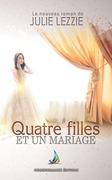 Quatre filles et un mariage | Roman lesbien, livre lesbien