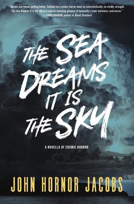 The Sea Dreams It Is the Sky