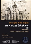 Christophe-Michel Ruffelet. Les Annales briochines, 1771
