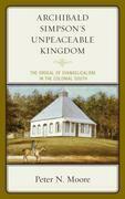 Archibald Simpson's Unpeaceable Kingdom
