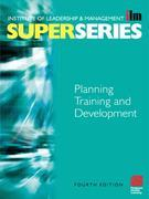 Planning Training and Development