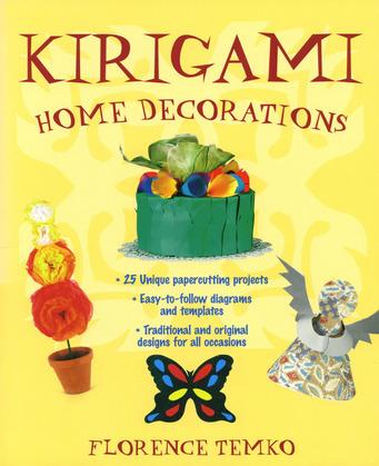 Kirigami Home Decorations