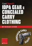 Gun Digest's IDPA Gear & Concealed Carry Clothing eShort Collection: Massad Ayoob covers concealed carry clothing while discussing handgun training ad