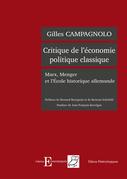 Critique de l'économie politique classique