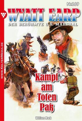 Wyatt Earp 169 - Western